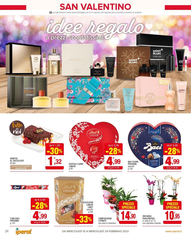 Volantino Iperal Supermercati - Offerte 10/02-24/02/2021 (Pagina 24)