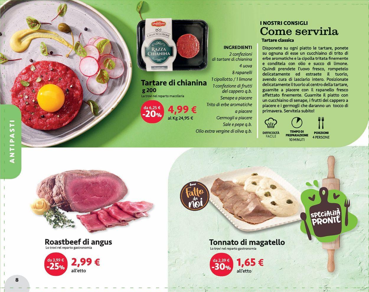 Volantino Iperal - Offerte 15/03-06/04/2021 (Pagina 8)