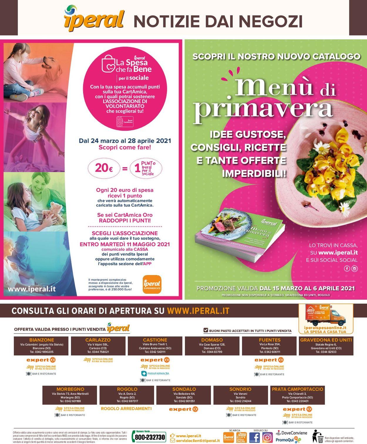 Volantino Iperal - Pasqua 2021! - Offerte 24/03-06/04/2021 (Pagina 32)