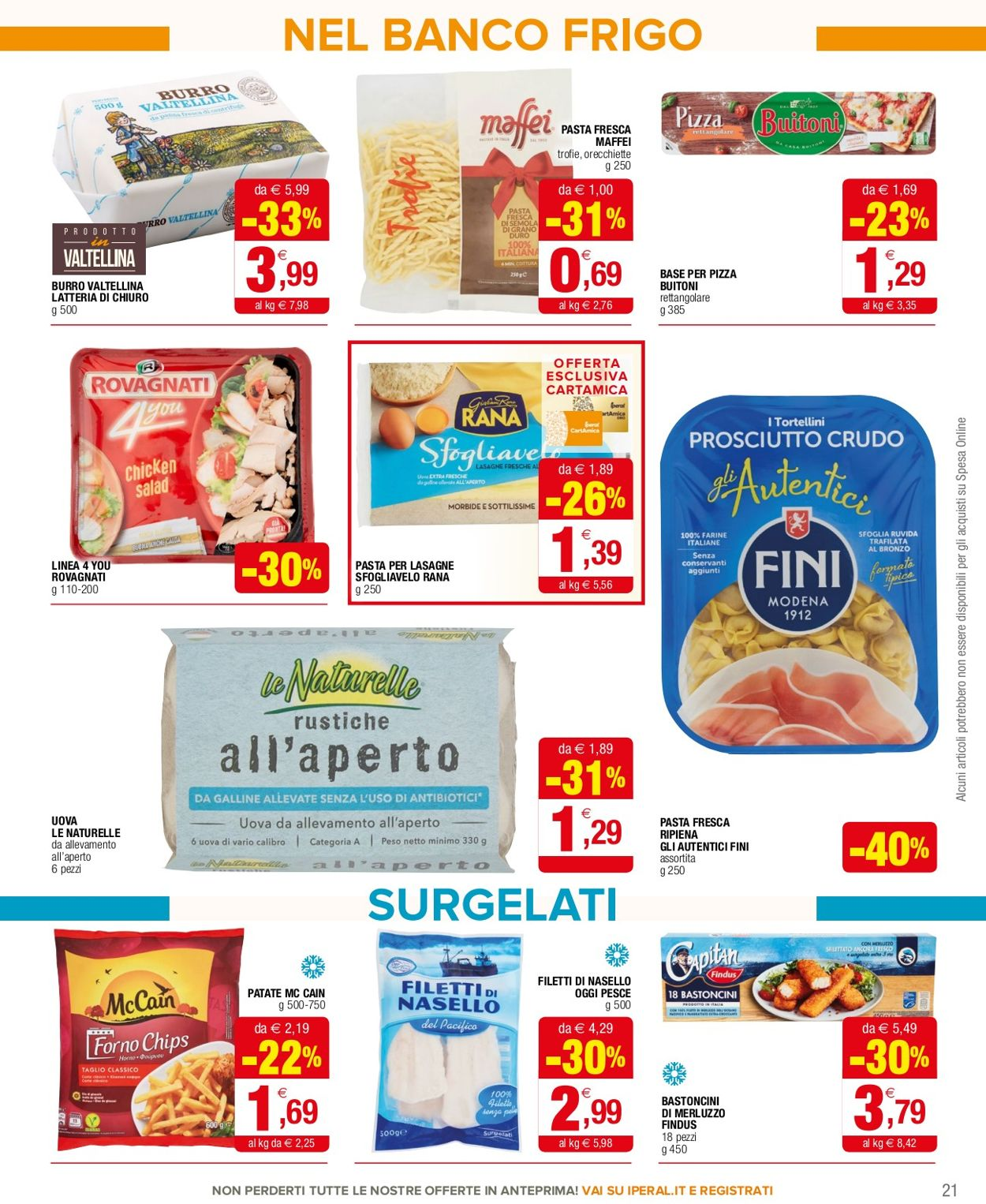 Volantino Iperal - Offerte 12/05-25/05/2021 (Pagina 21)