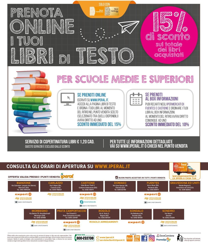 Volantino Iperal - Offerte 26/05-08/06/2021 (Pagina 32)