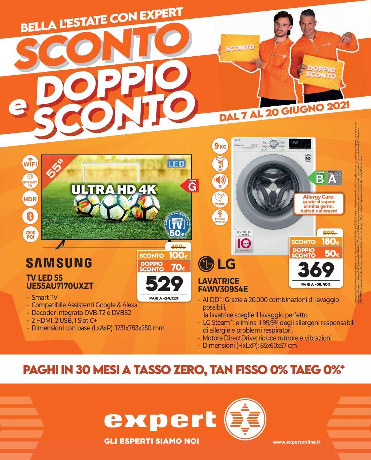 Volantino Iperal - Offerte 07/06-20/06/2021
