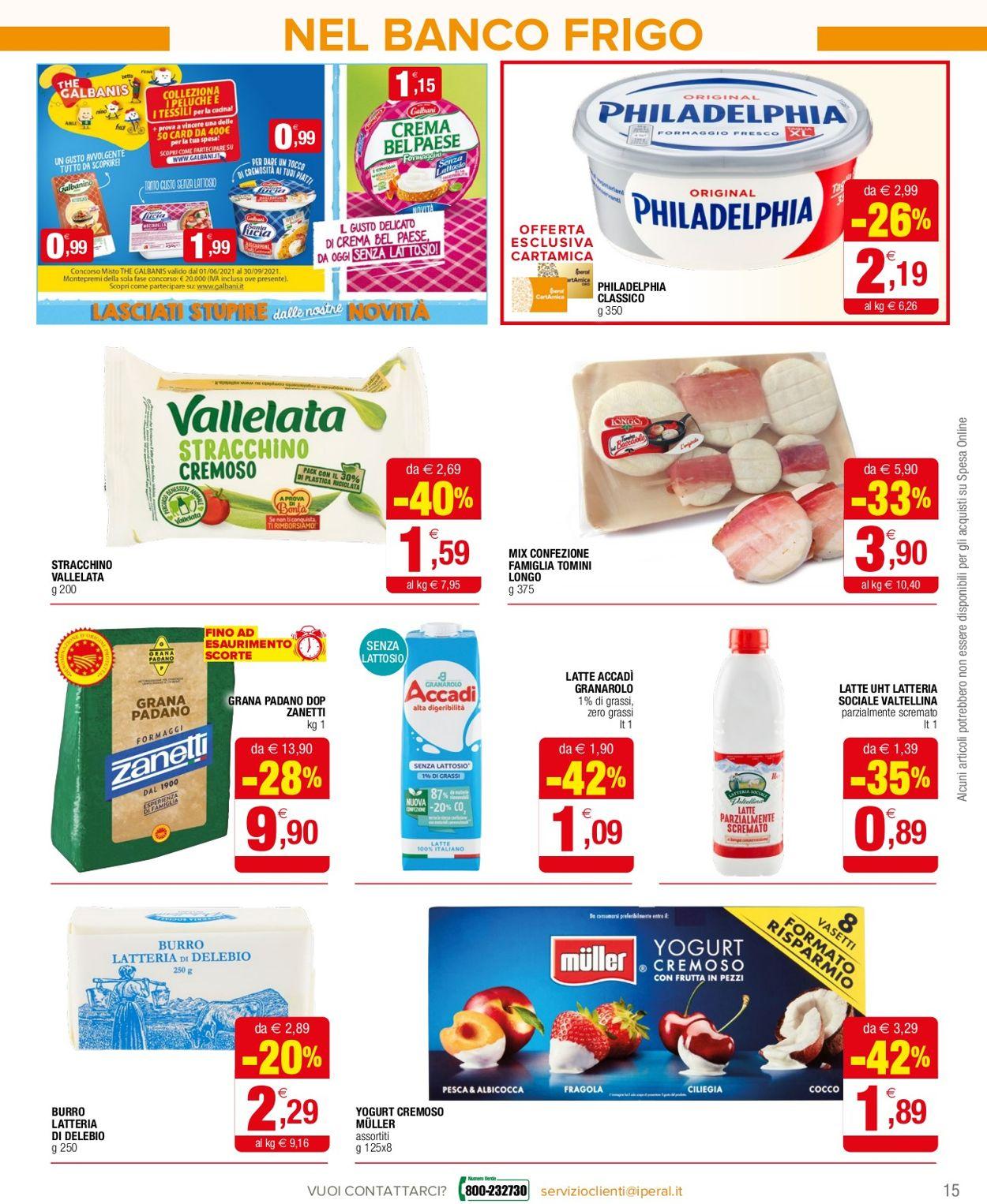 Volantino Iperal - Offerte 09/06-22/06/2021 (Pagina 15)