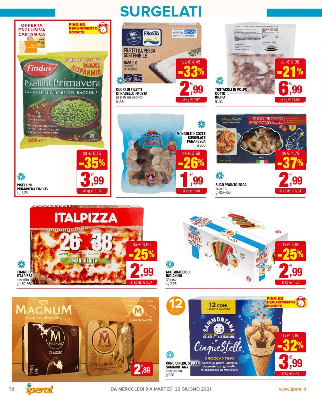 Volantino Iperal - Offerte 09/06-22/06/2021 (Pagina 16)