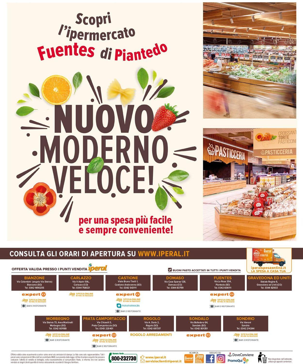 Volantino Iperal - Offerte 23/06-02/07/2021 (Pagina 32)