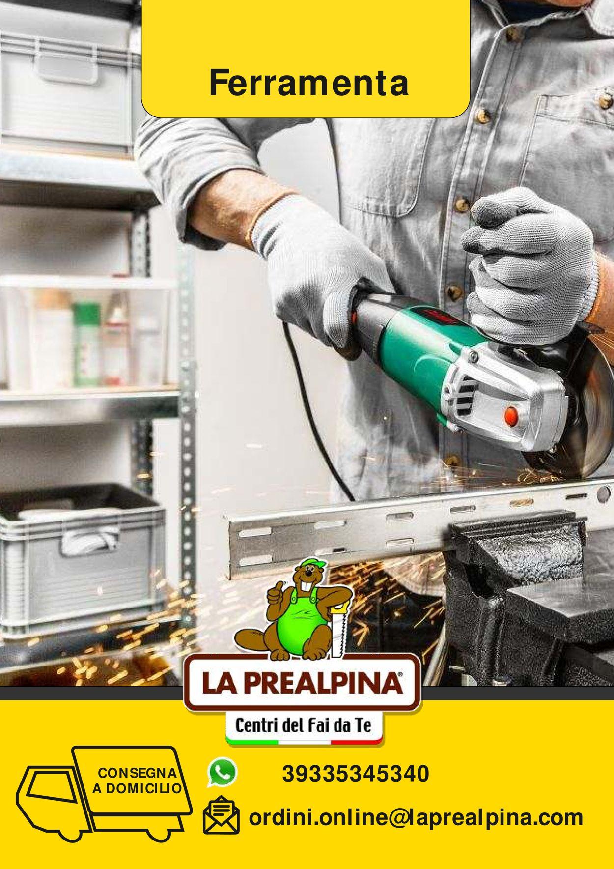 Volantino La Prealpina - Offerte 31/03-31/05/2020