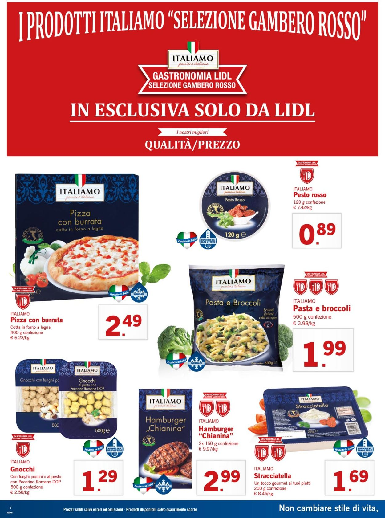 Volantino Lidl - Offerte 10/06-16/06/2019 (Pagina 2)