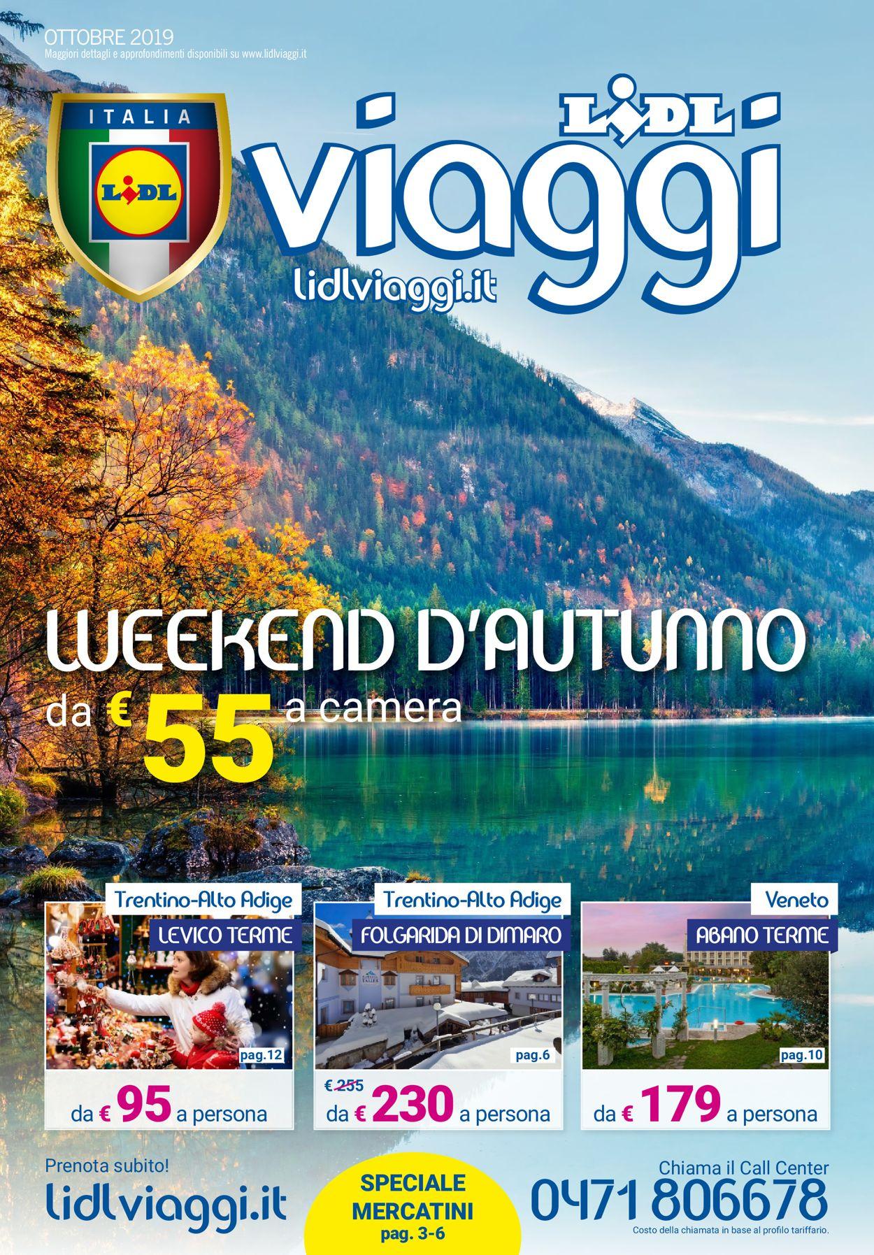 Volantino Lidl - Offerte 01/10-31/10/2019