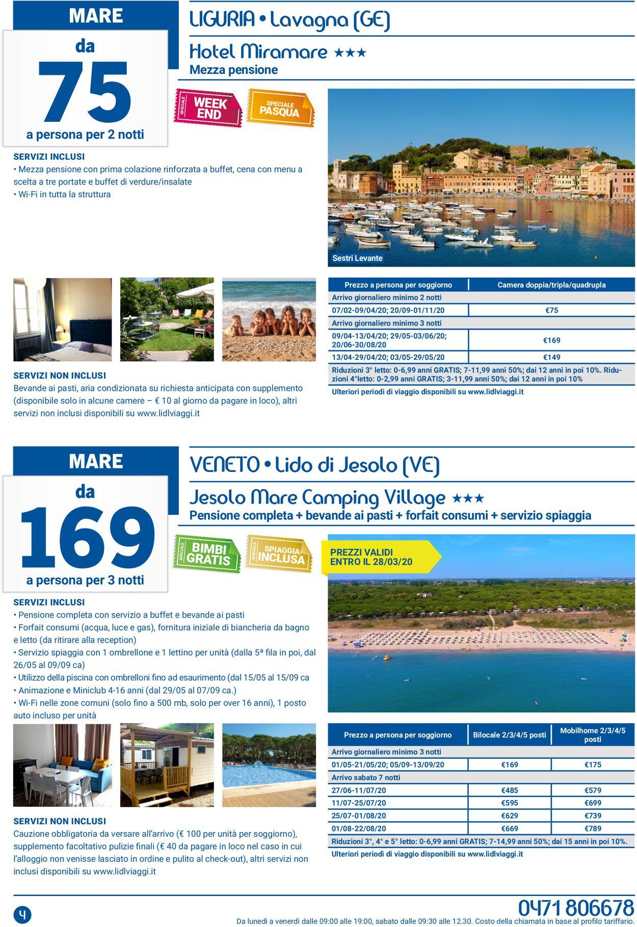 Volantino Lidl - Offerte 02/02-29/02/2020 (Pagina 4)