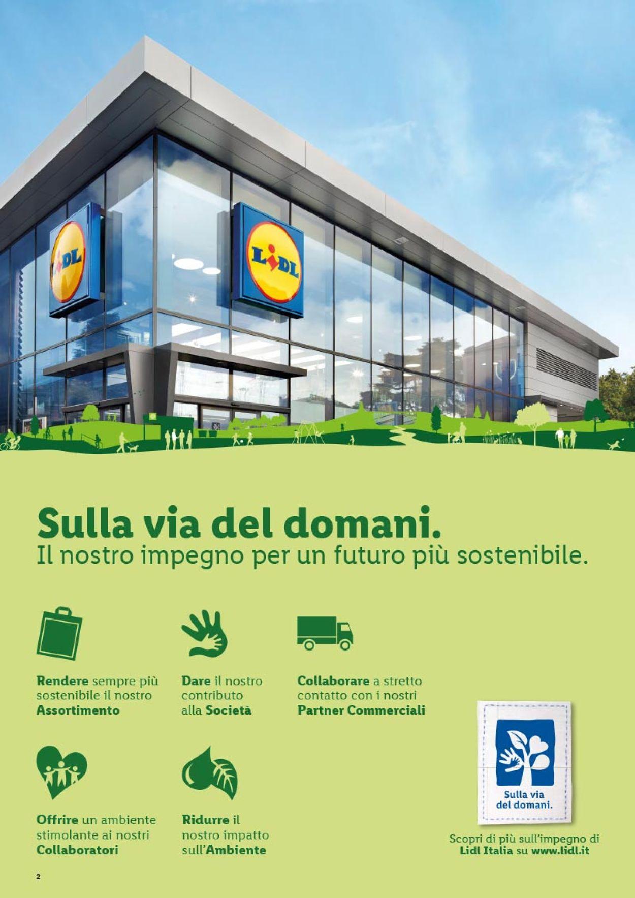 Volantino Lidl - Offerte 09/03-18/04/2020 (Pagina 2)