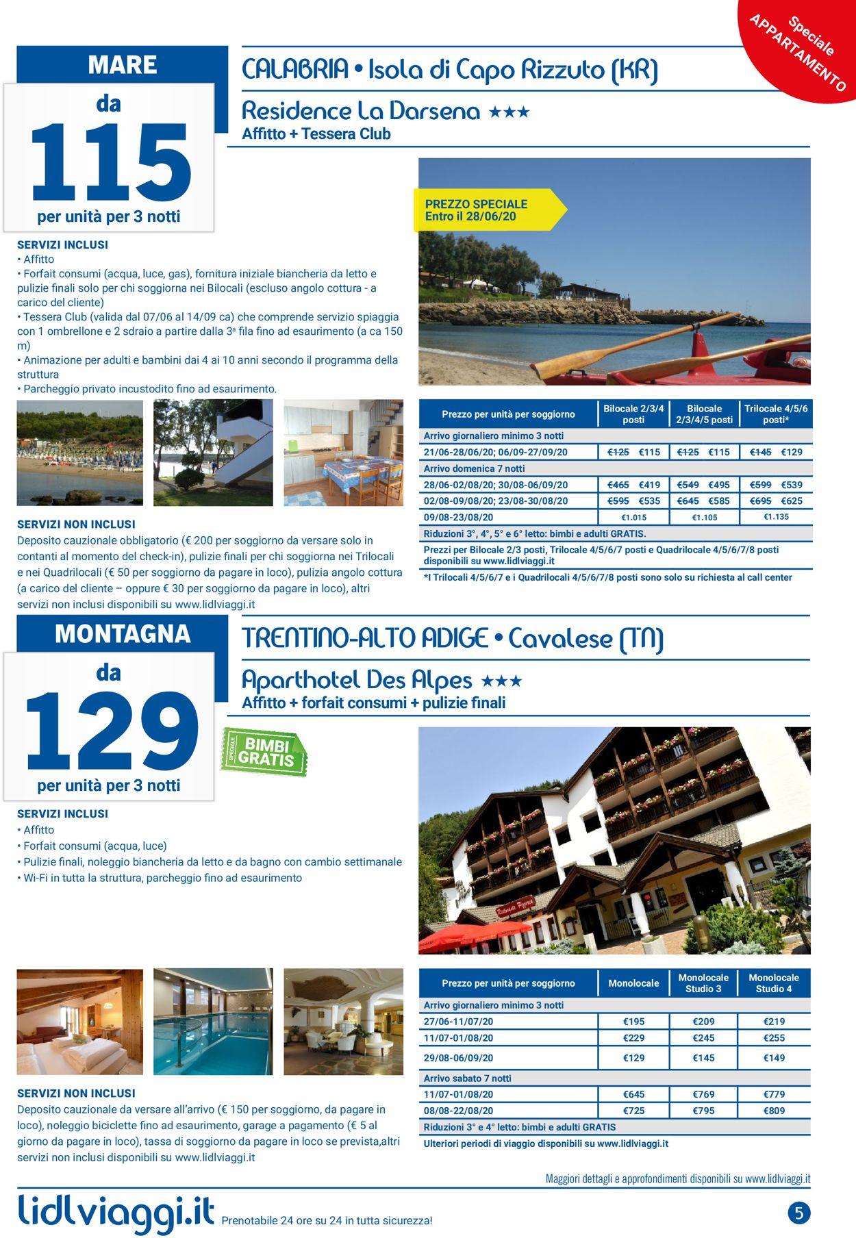 Volantino Lidl - Offerte 15/06-13/07/2020 (Pagina 5)