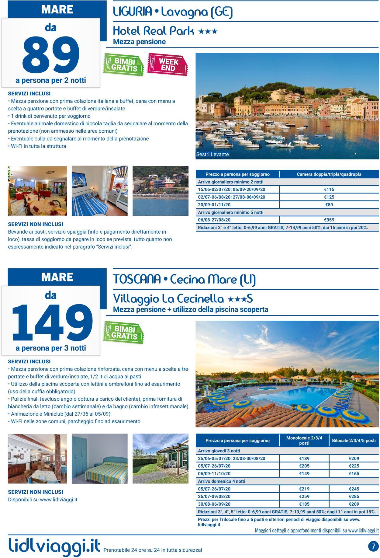 Volantino Lidl - Offerte 15/06-13/07/2020 (Pagina 7)