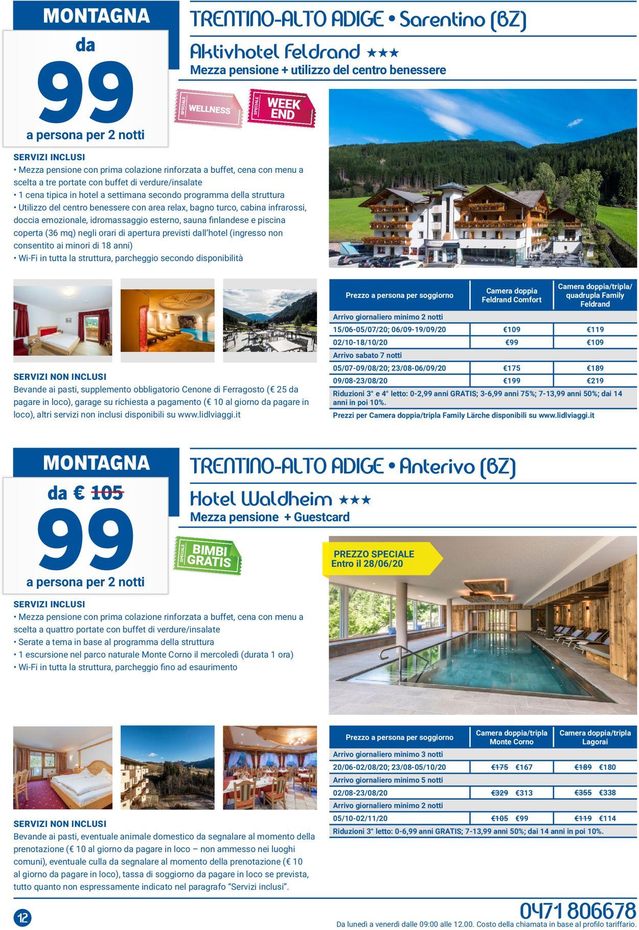 Volantino Lidl - Offerte 15/06-13/07/2020 (Pagina 12)