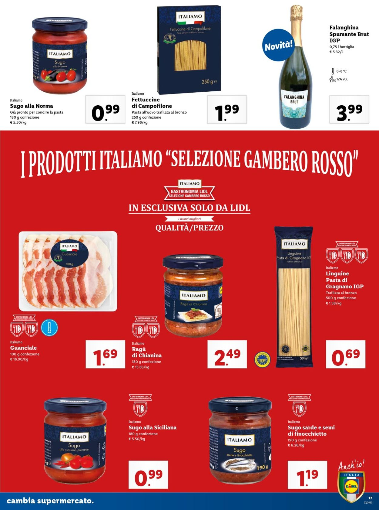 Volantino Lidl - Offerte 29/06-05/07/2020 (Pagina 17)
