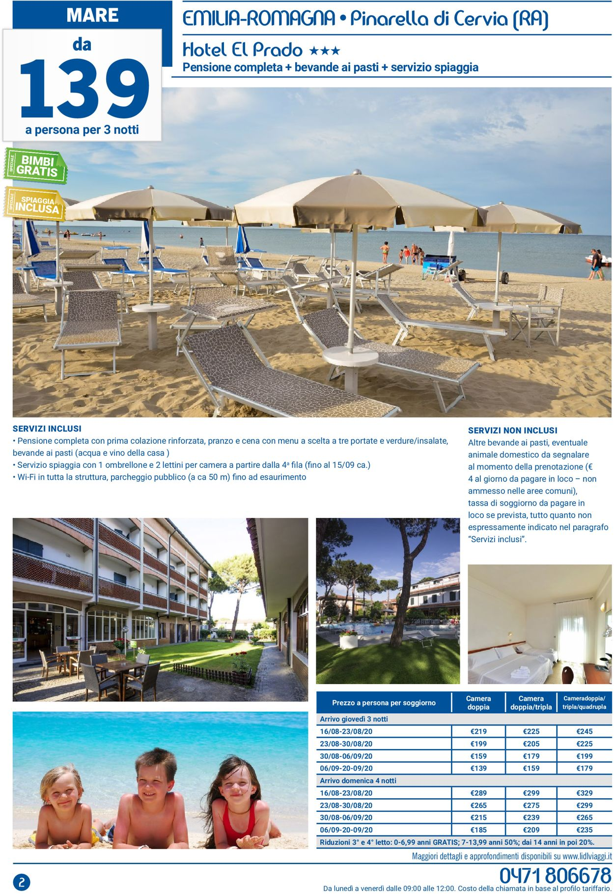 Volantino Lidl - Offerte 01/08-31/08/2020 (Pagina 2)