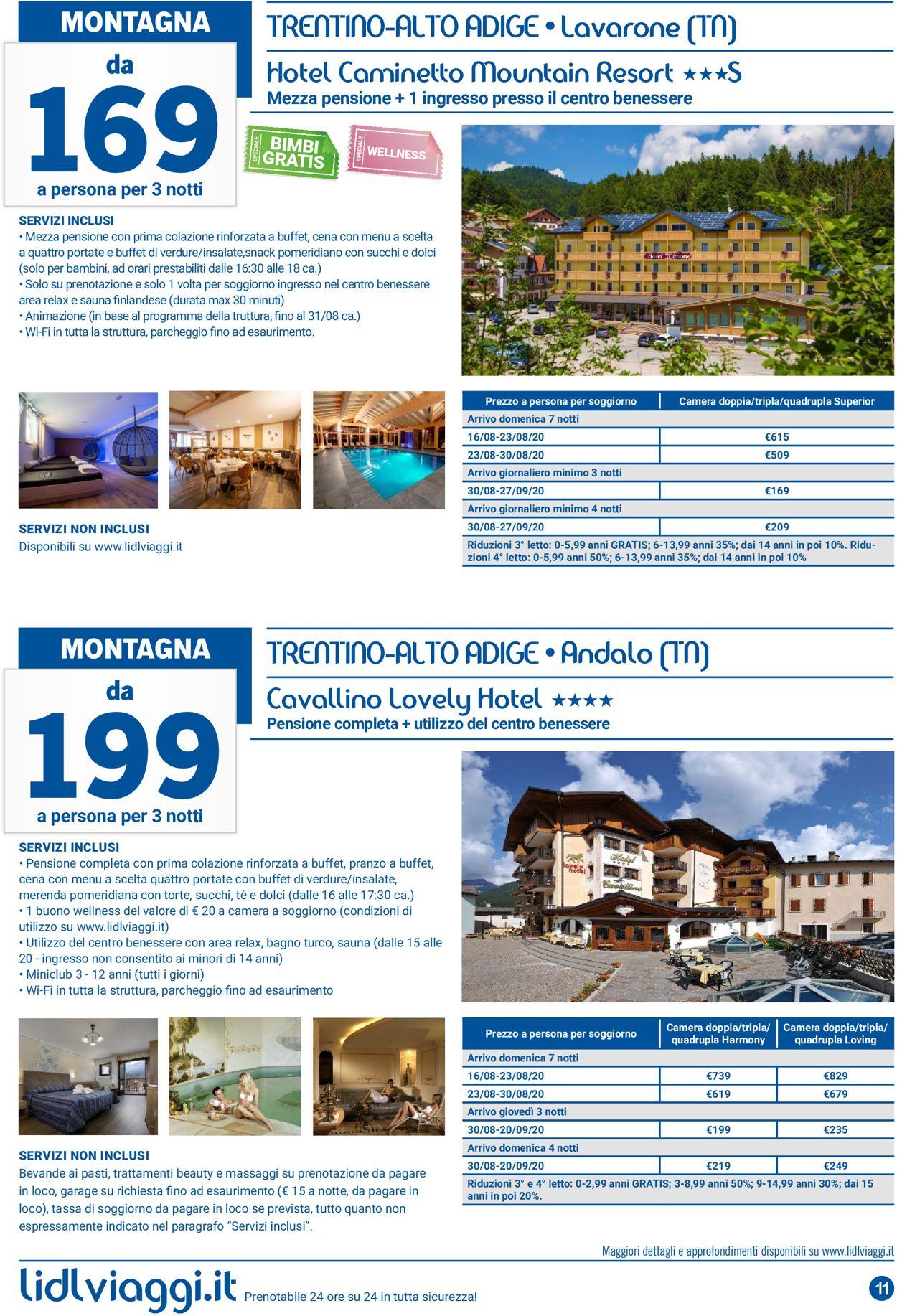 Volantino Lidl - Offerte 01/08-31/08/2020 (Pagina 11)