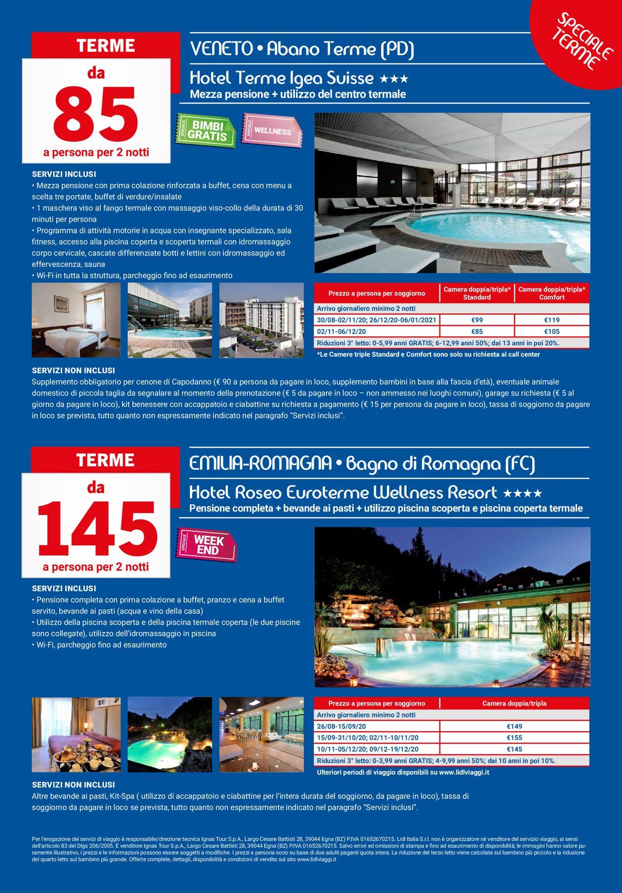 Volantino Lidl - Offerte 01/08-31/08/2020 (Pagina 12)
