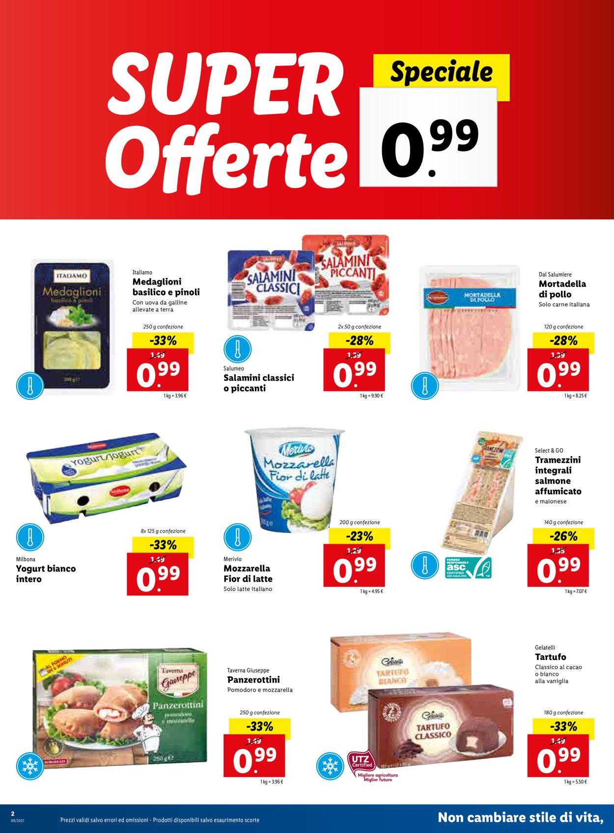 Volantino Lidl - Offerte 01/03-07/03/2021 (Pagina 2)