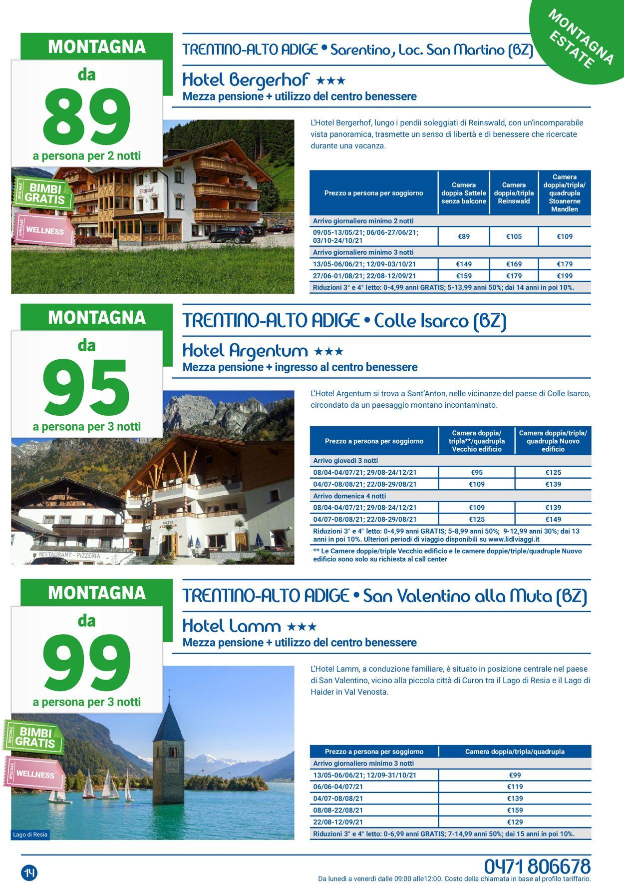 Volantino Lidl - Offerte 01/04-30/04/2021 (Pagina 14)