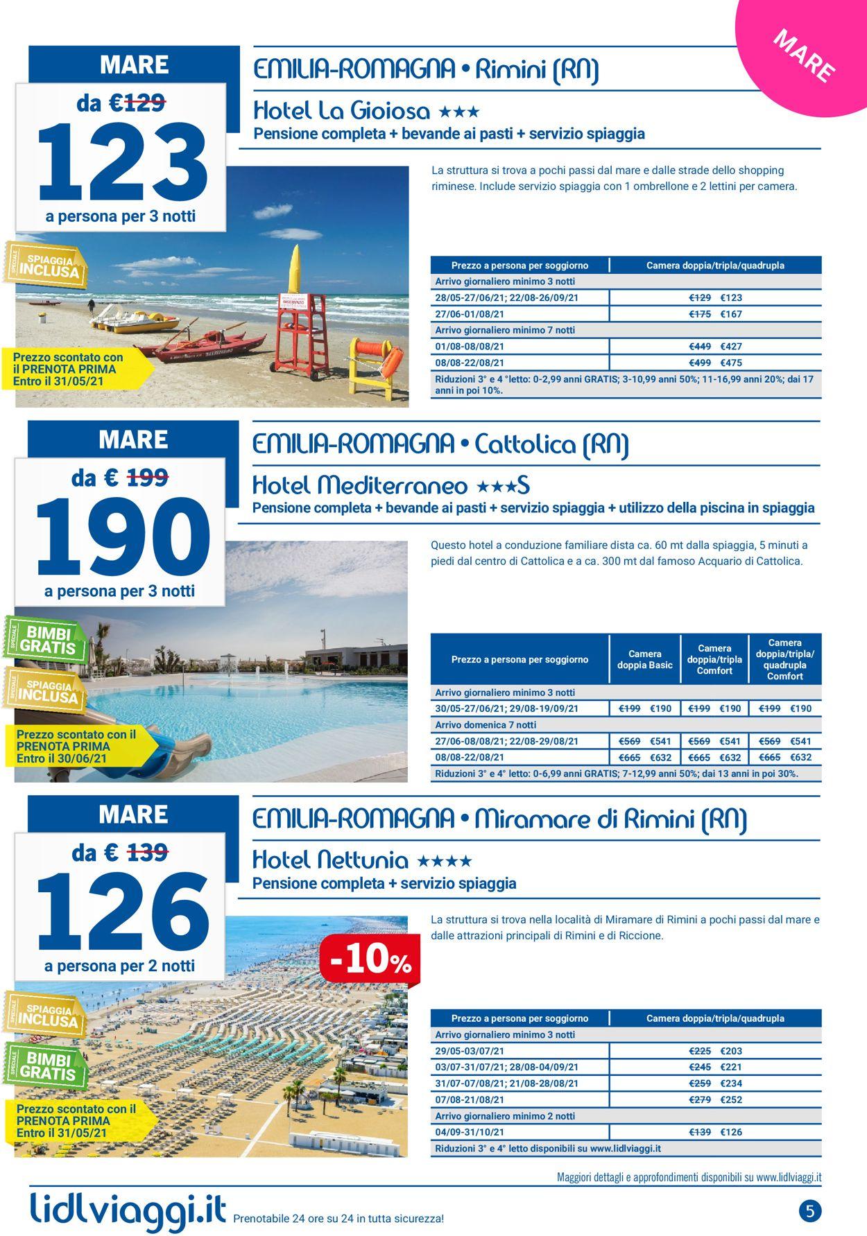 Volantino Lidl - Offerte 13/05-31/08/2021 (Pagina 5)
