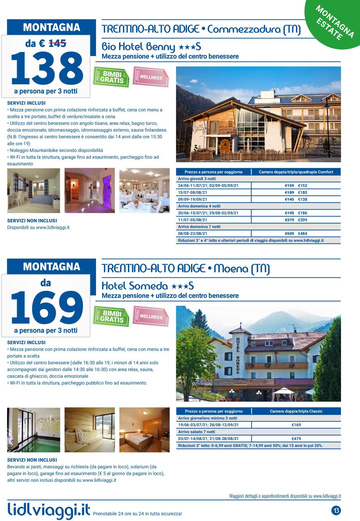 Volantino Lidl - Offerte 13/05-31/08/2021 (Pagina 13)