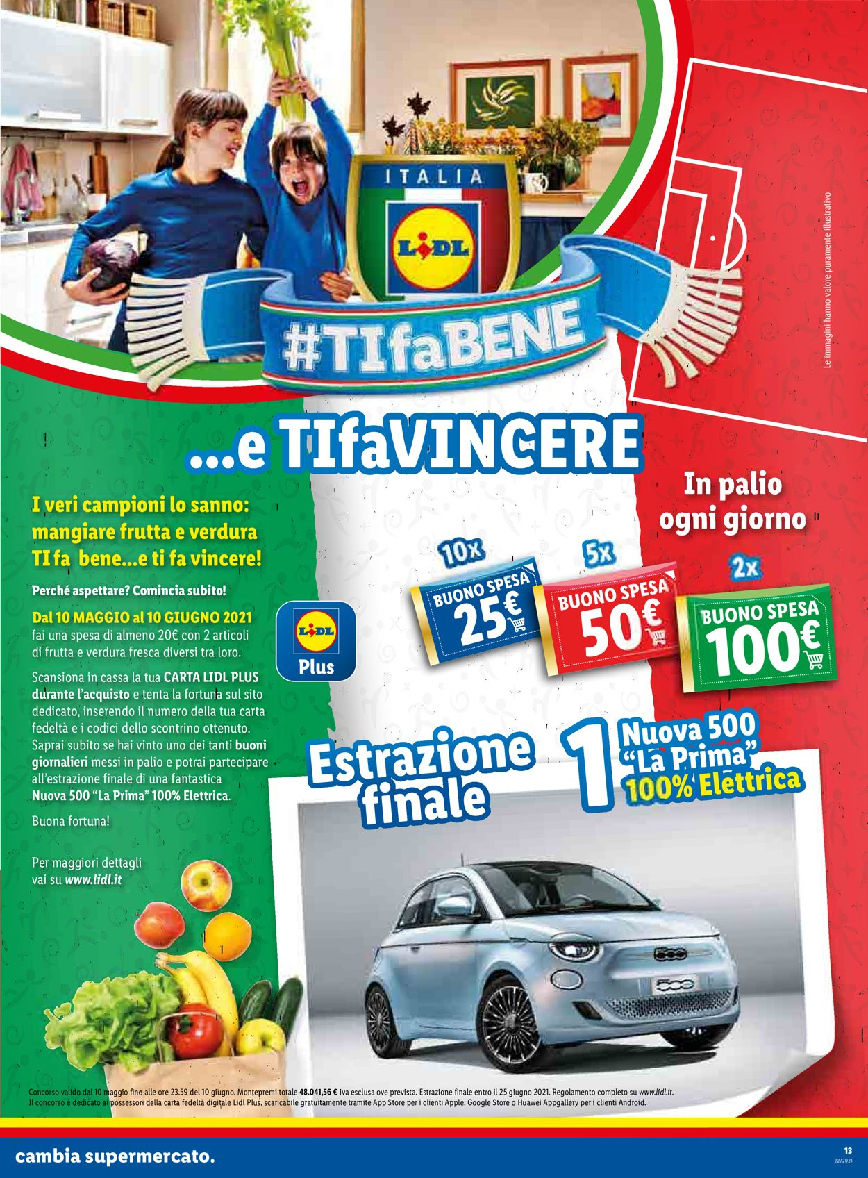 Volantino Lidl - Offerte 31/05-06/06/2021 (Pagina 13)