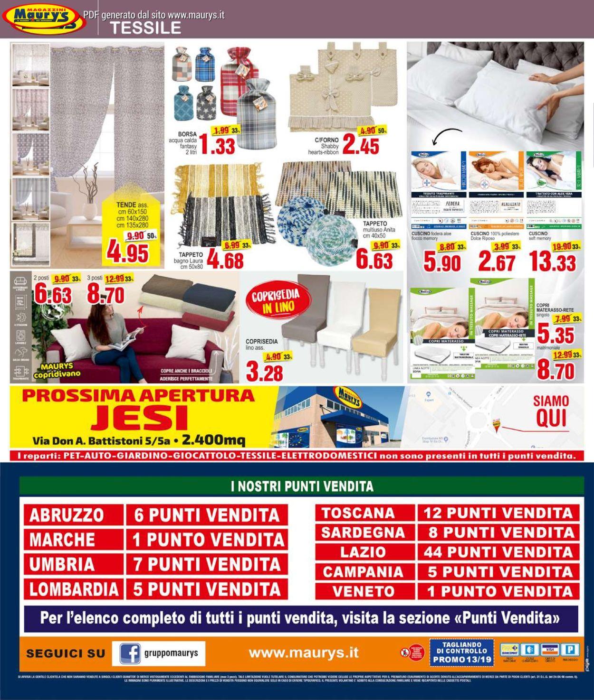 Volantino Maury's - Offerte 26/10-09/11/2019 (Pagina 16)