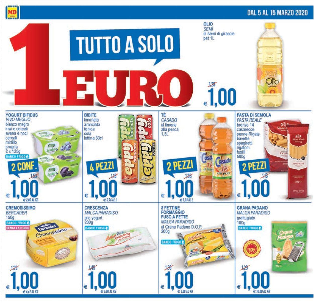 Volantino MD Discount - Offerte 05/03-15/03/2020 (Pagina 2)