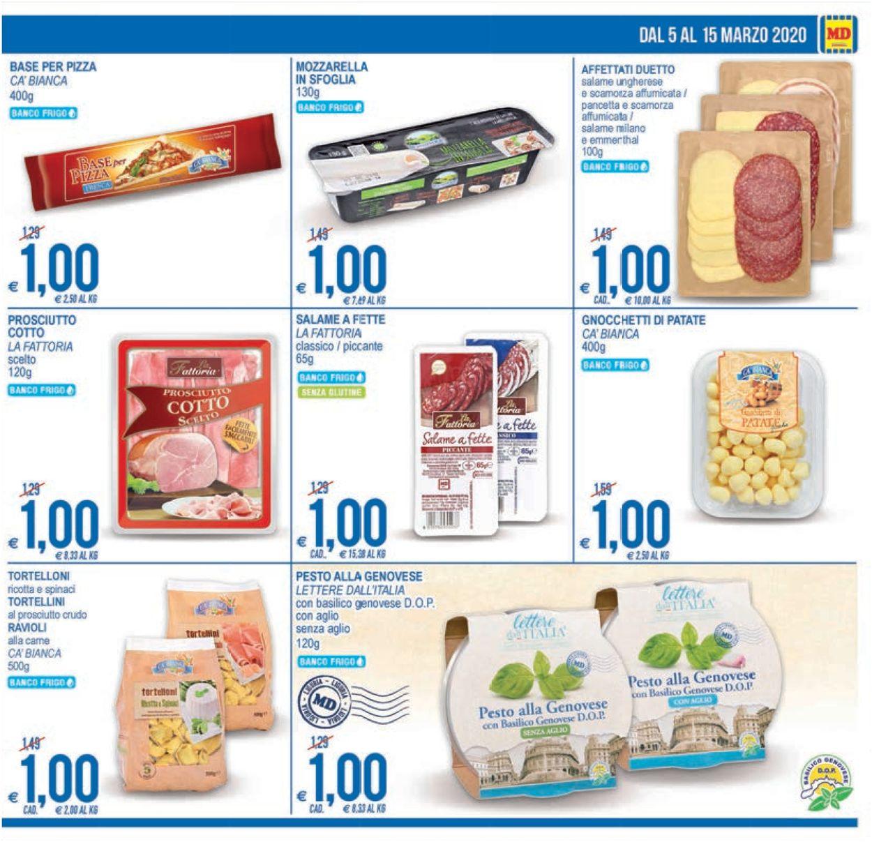 Volantino MD Discount - Offerte 05/03-15/03/2020 (Pagina 3)