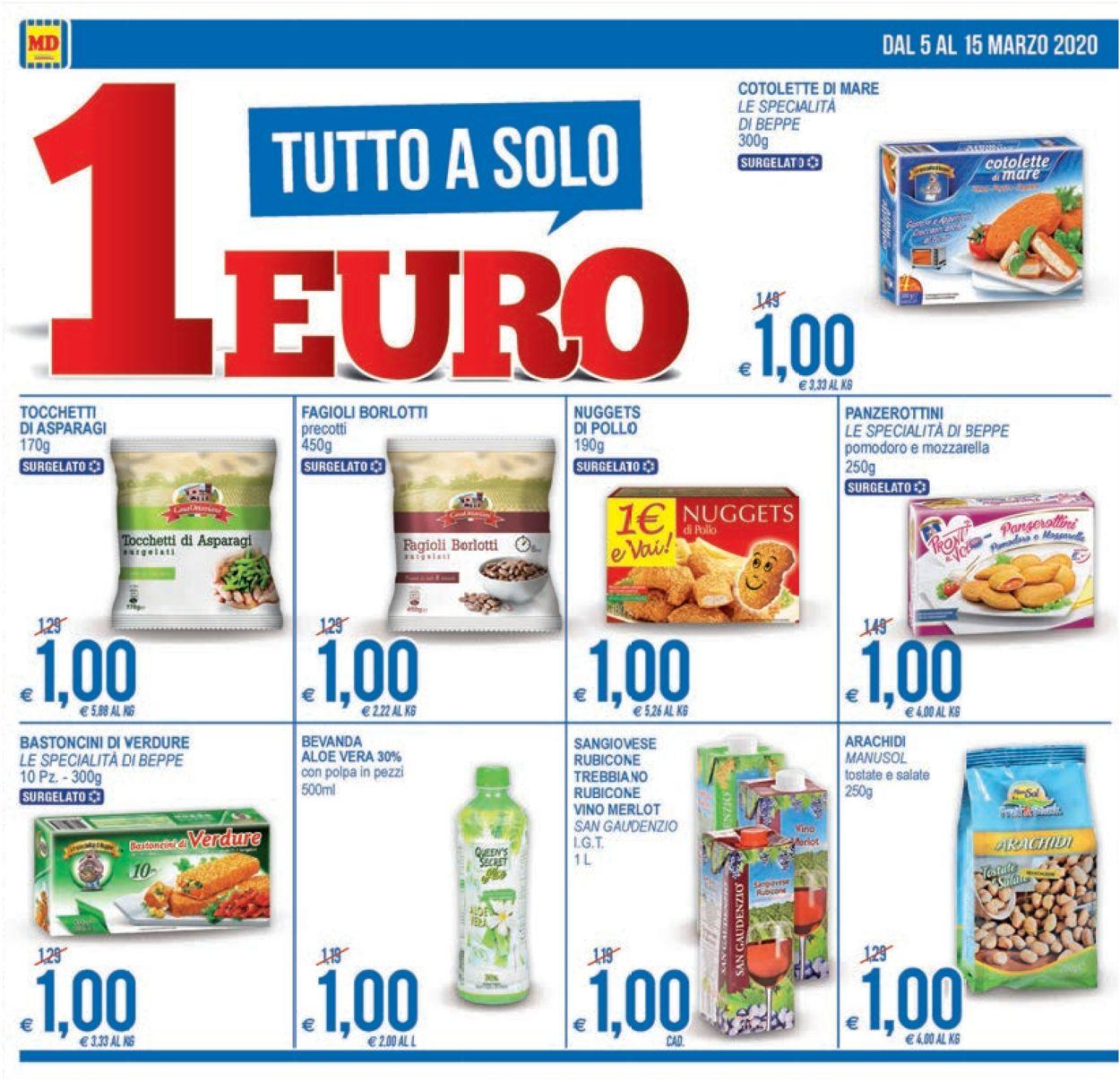 Volantino MD Discount - Offerte 05/03-15/03/2020 (Pagina 4)