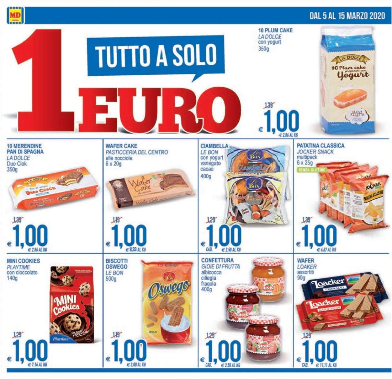 Volantino MD Discount - Offerte 05/03-15/03/2020 (Pagina 6)