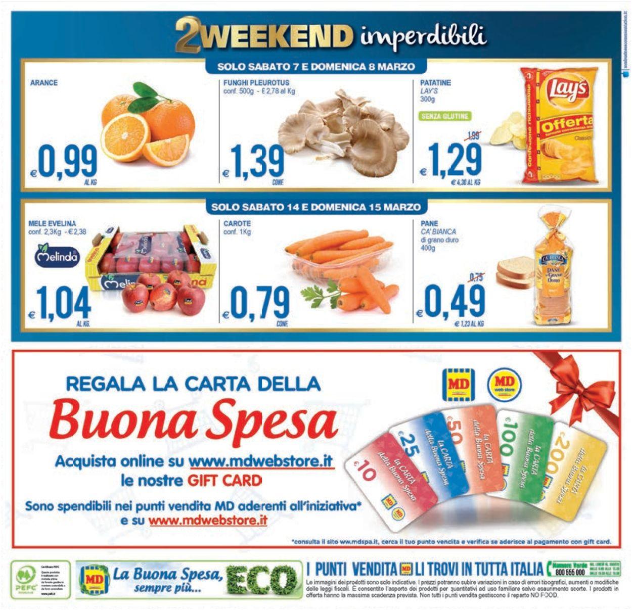 Volantino MD Discount - Offerte 05/03-15/03/2020 (Pagina 28)