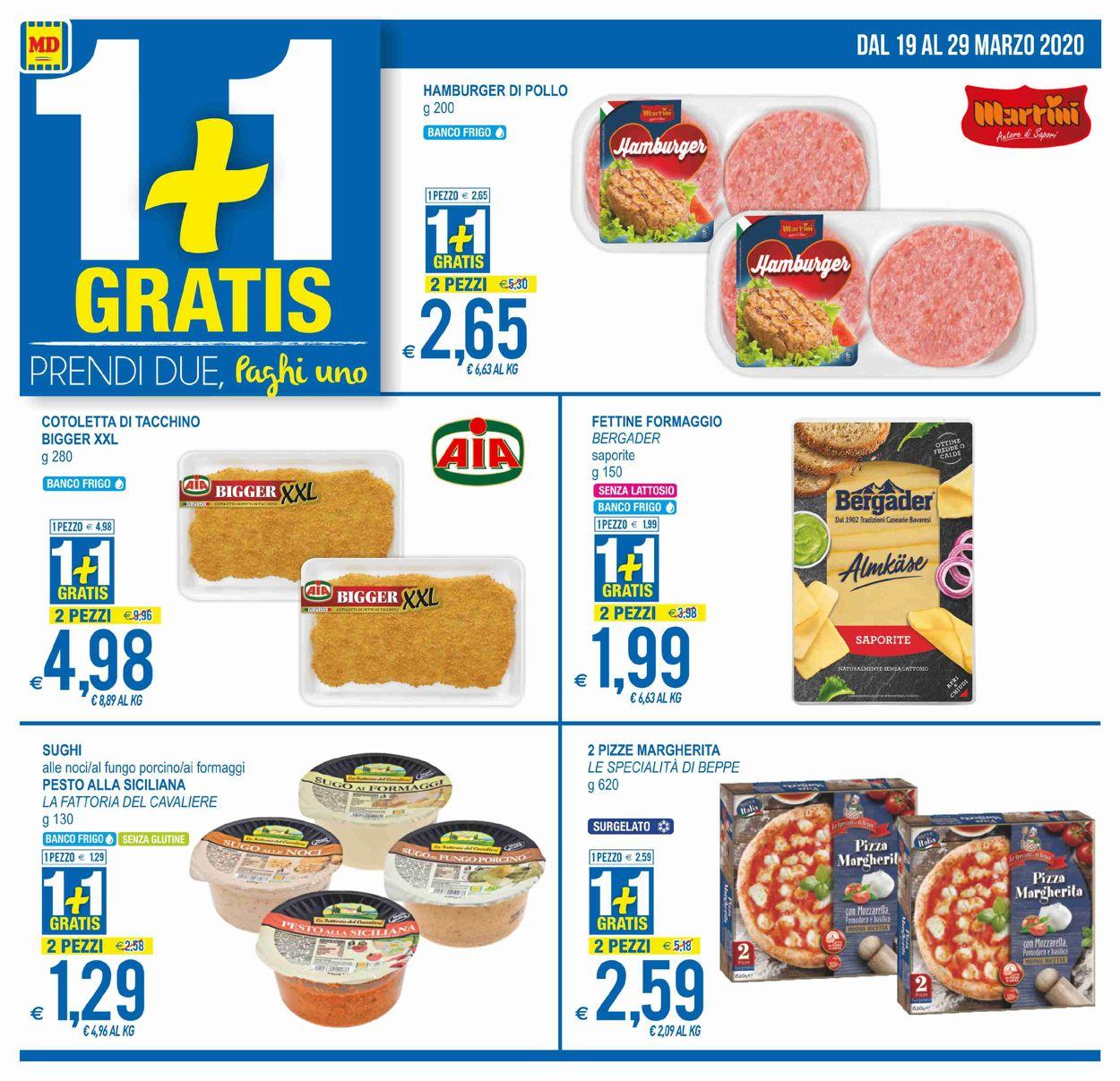 Volantino MD Discount - Offerte 19/03-29/03/2020 (Pagina 2)