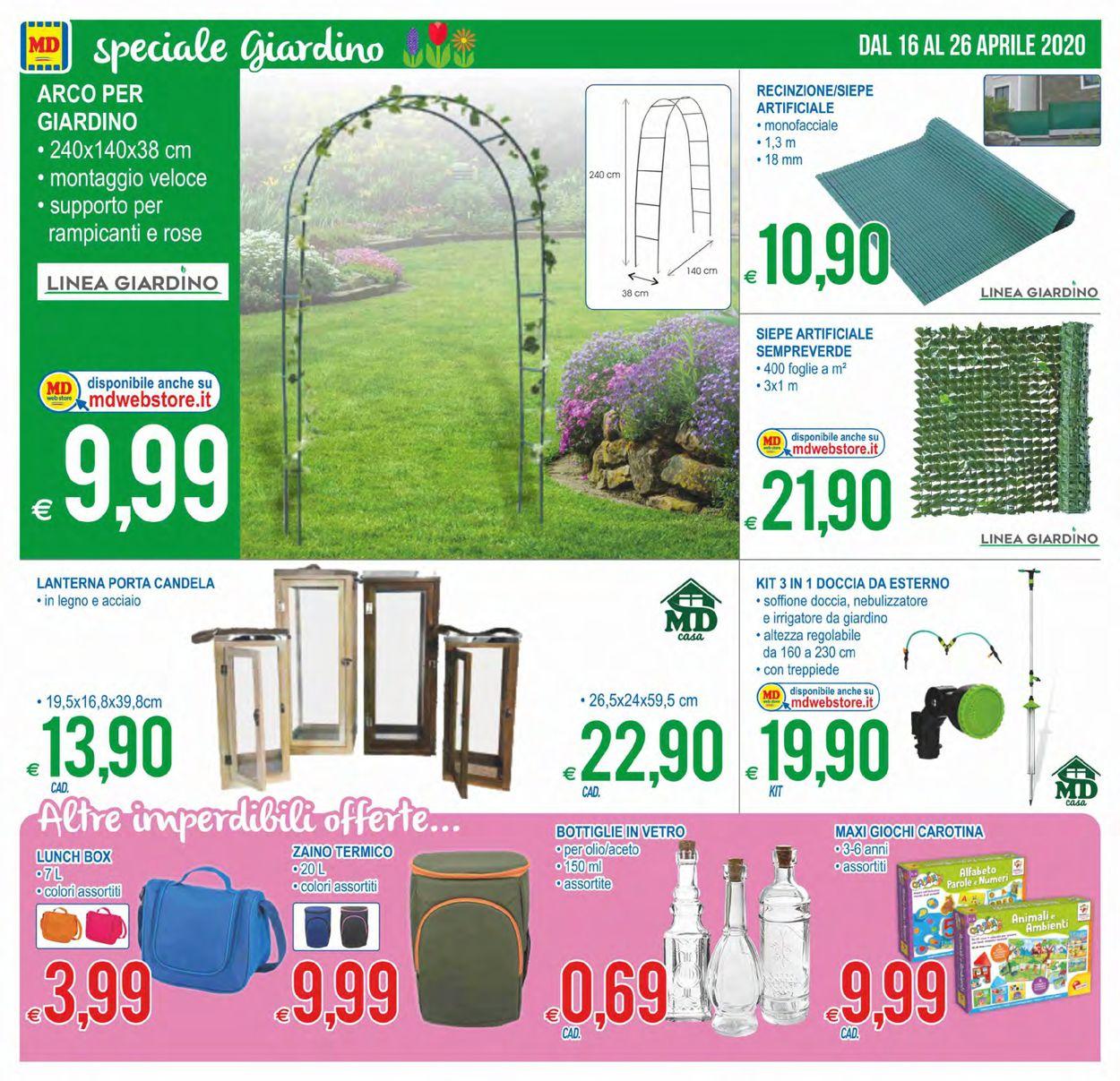 Volantino MD Discount - Offerte 16/04-26/04/2020 (Pagina 17)