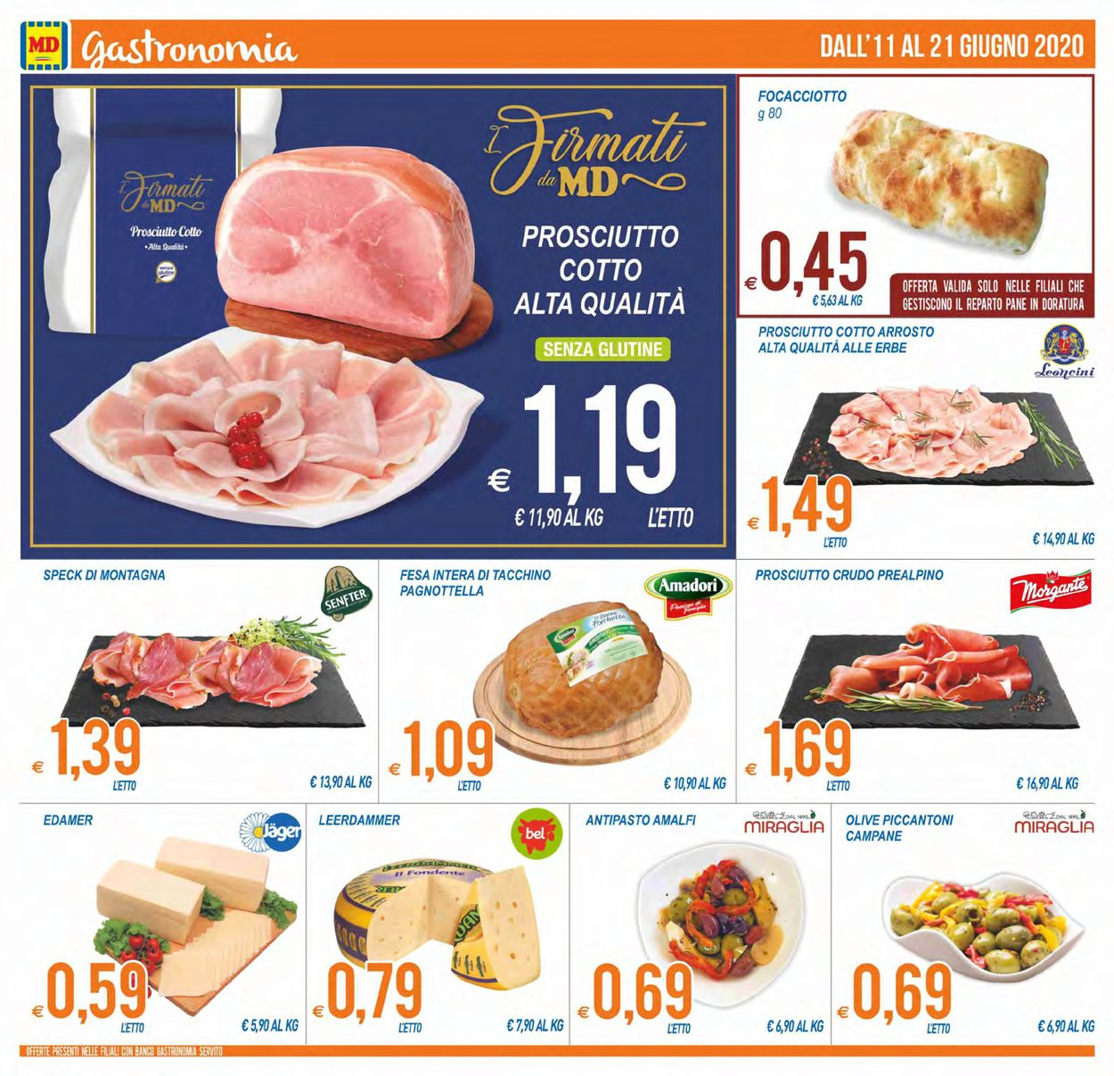 Volantino MD Discount - Offerte 11/06-21/06/2020 (Pagina 6)