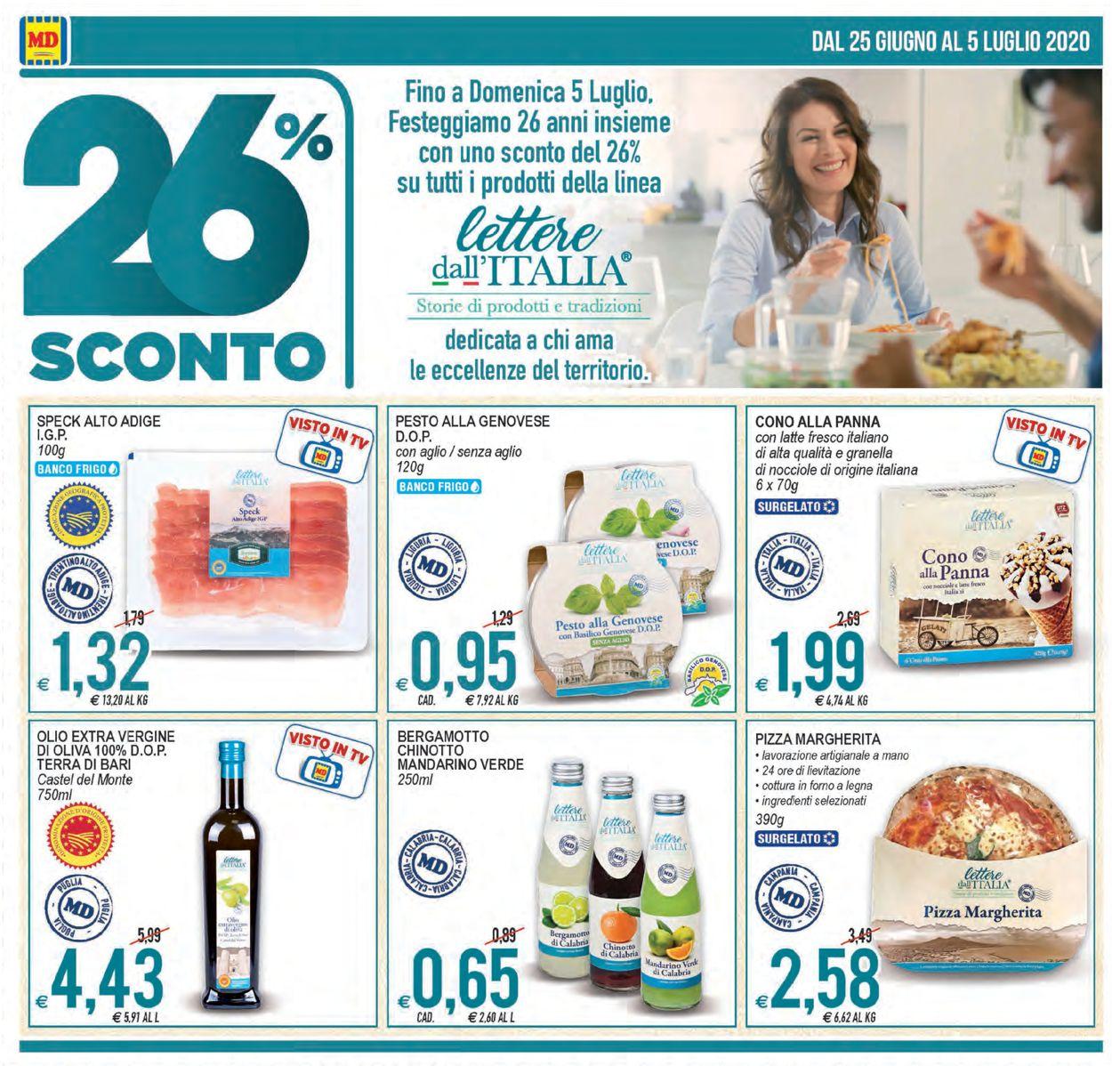 Volantino MD Discount - Offerte 25/06-05/07/2020 (Pagina 2)