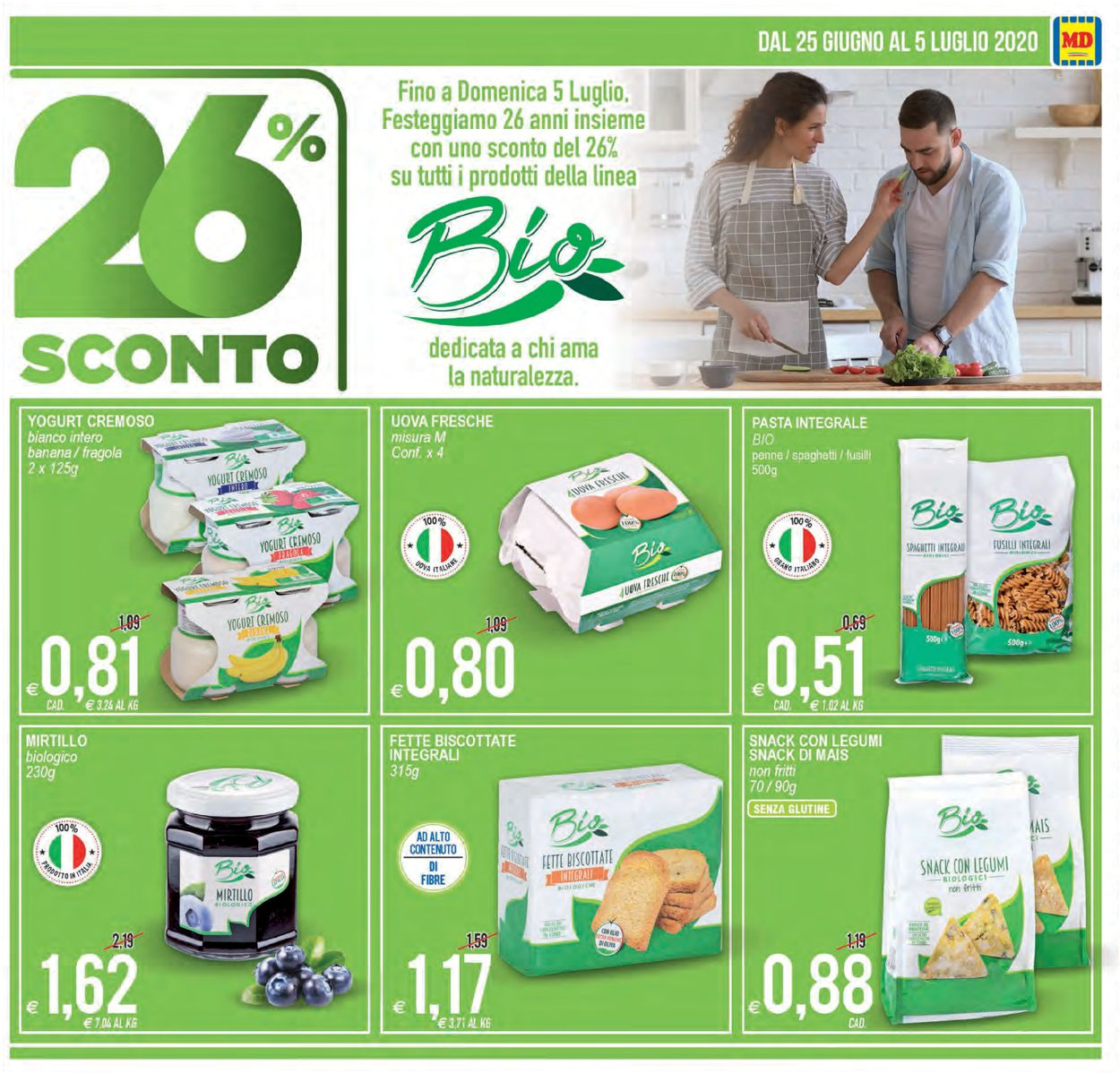 Volantino MD Discount - Offerte 25/06-05/07/2020 (Pagina 3)