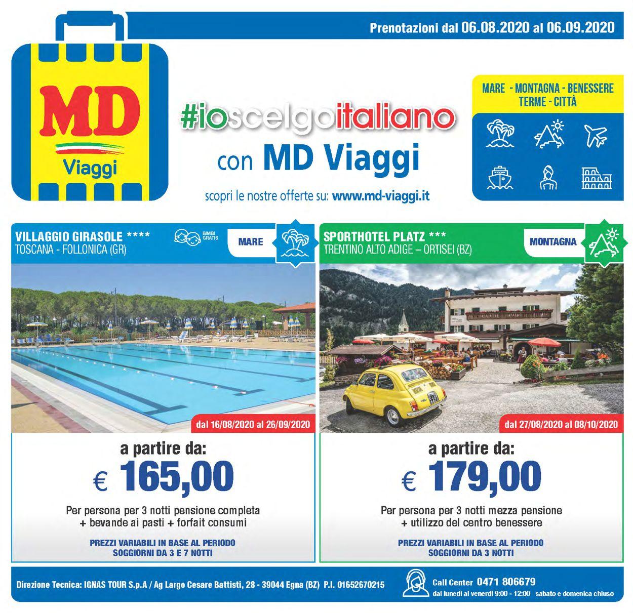 Volantino MD Discount - Offerte 06/08-16/08/2020 (Pagina 22)