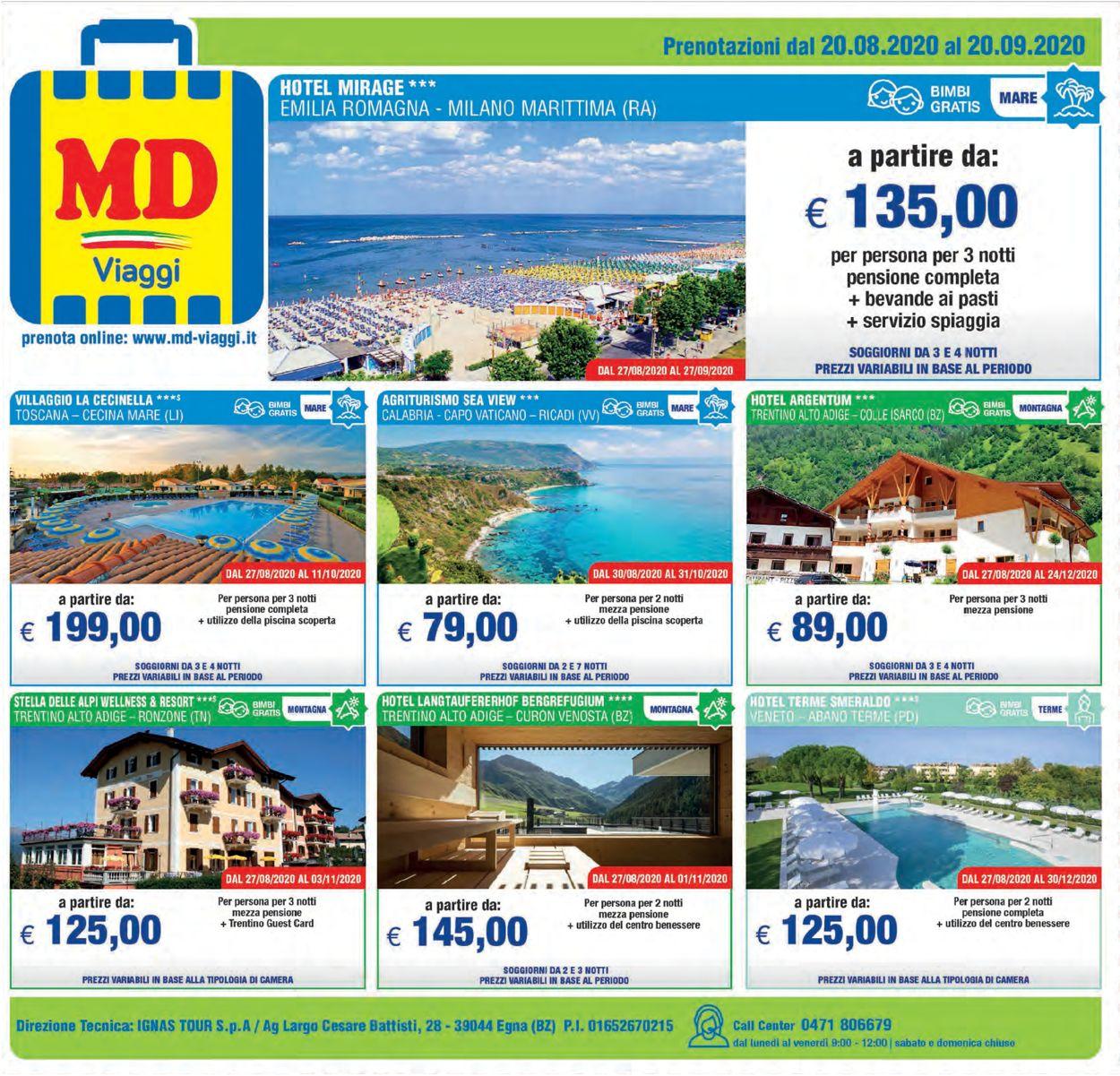Volantino MD Discount - Offerte 20/08-30/08/2020 (Pagina 23)