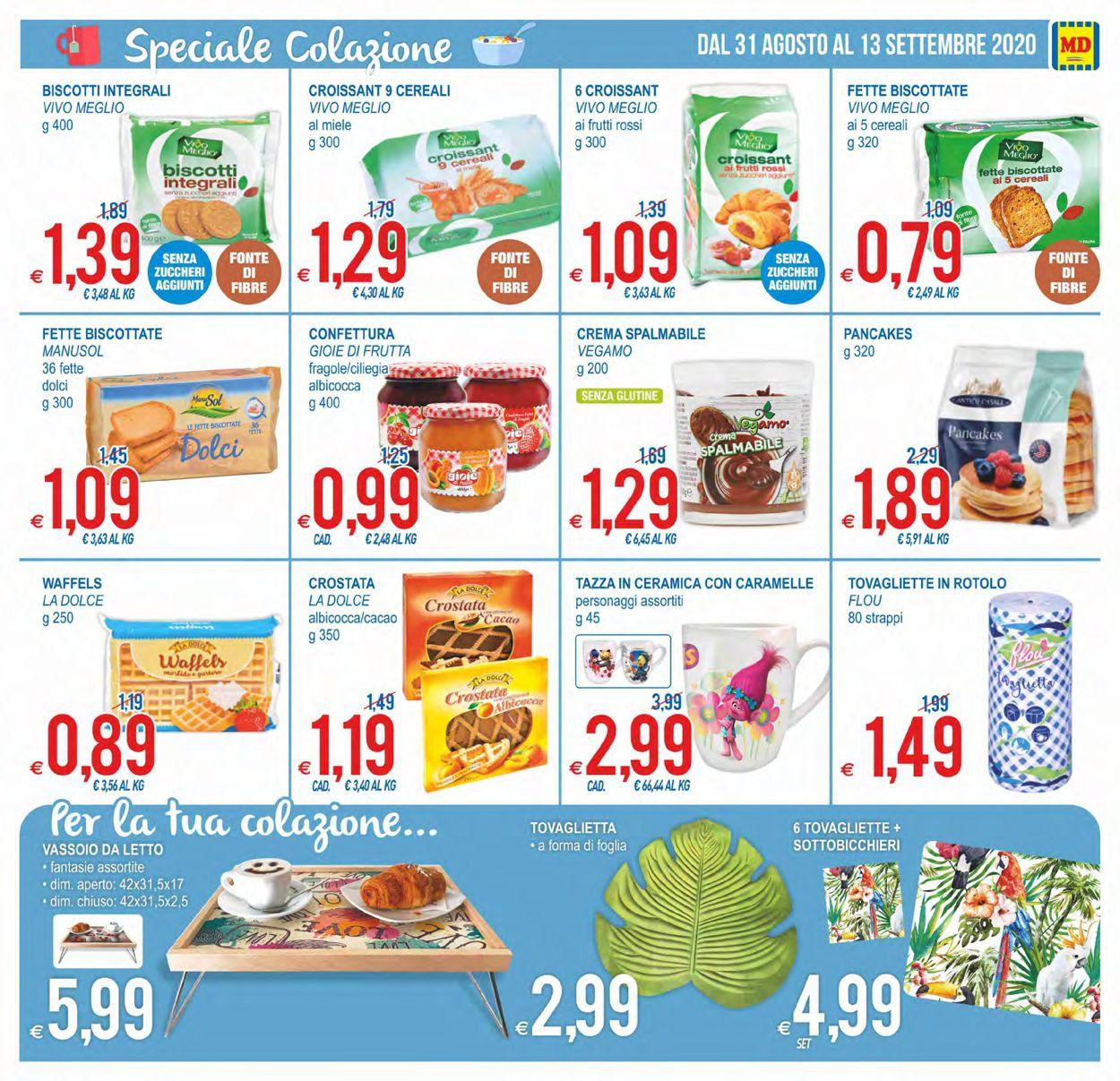 Volantino MD Discount - Offerte 31/08-13/09/2020 (Pagina 11)