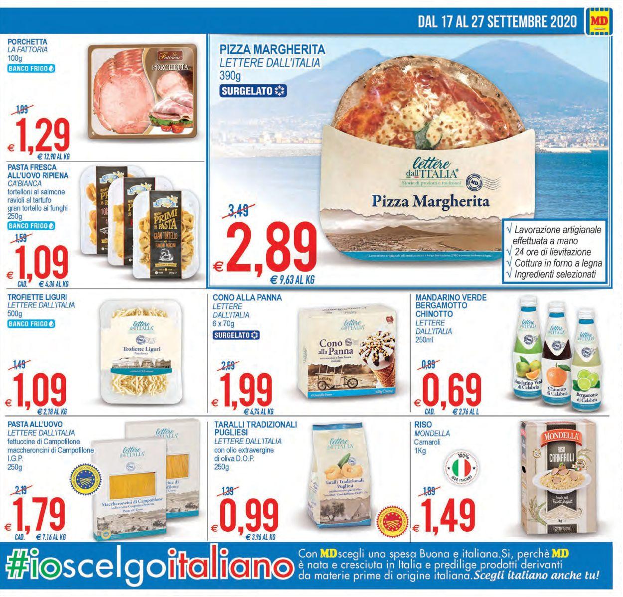 Volantino MD Discount - Offerte 17/09-27/09/2020 (Pagina 3)