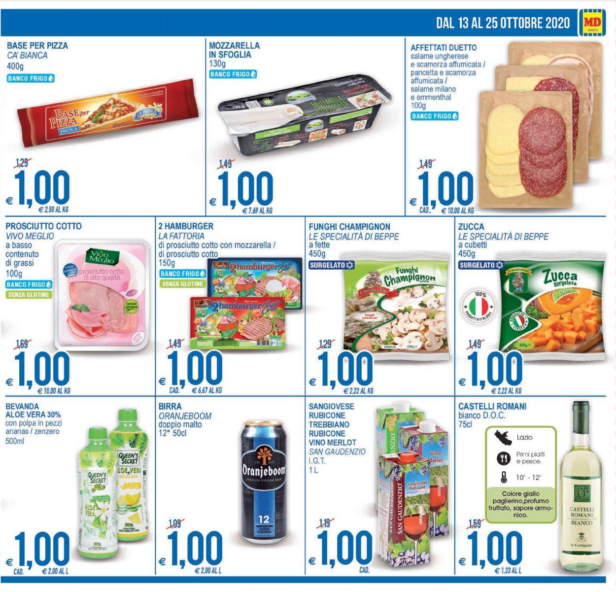 Volantino MD Discount - Offerte 13/10-25/10/2020 (Pagina 3)