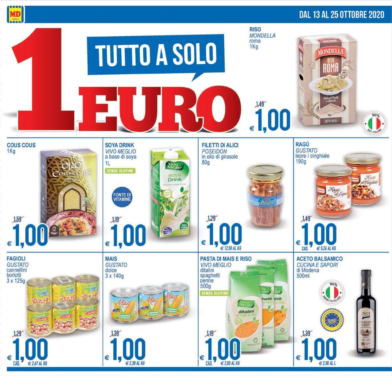 Volantino MD Discount - Offerte 13/10-25/10/2020 (Pagina 4)