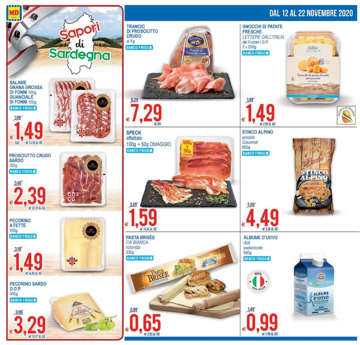 Volantino MD Discount - Offerte 12/11-22/11/2020 (Pagina 10)