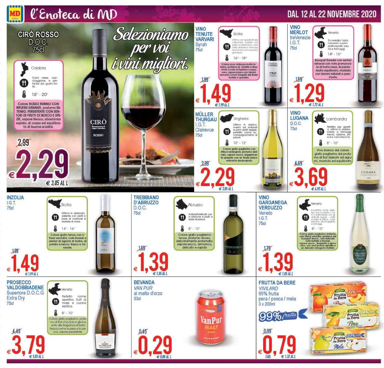 Volantino MD Discount - Offerte 12/11-22/11/2020 (Pagina 12)