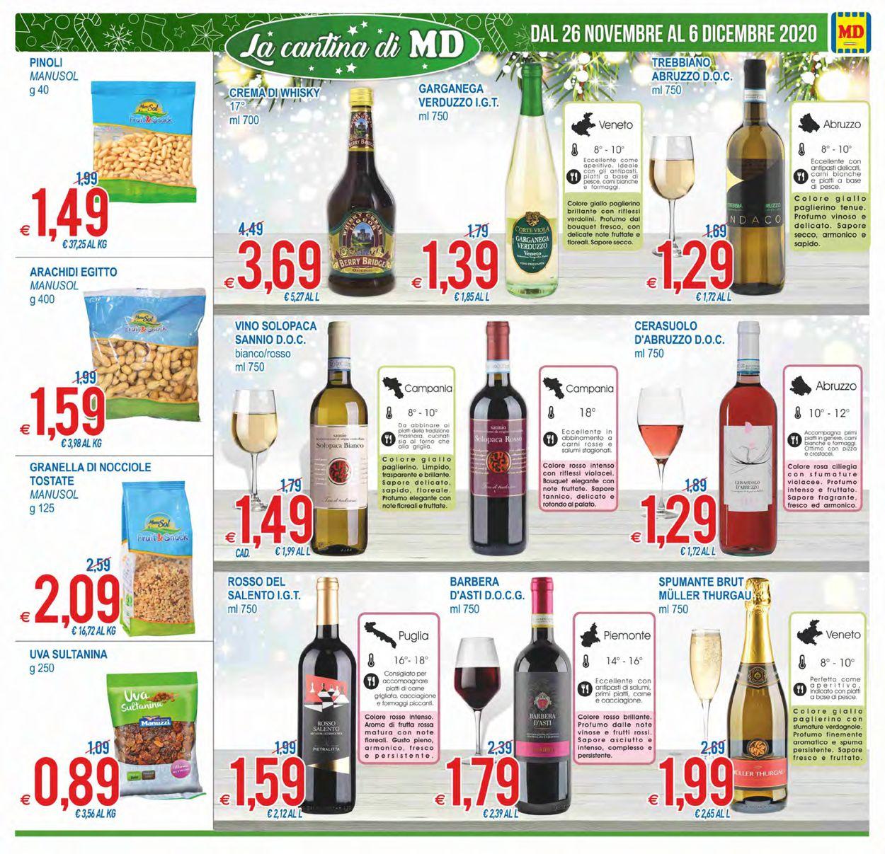 Volantino MD Discount - Black Friday 2020 - Offerte 26/11-06/12/2020 (Pagina 11)