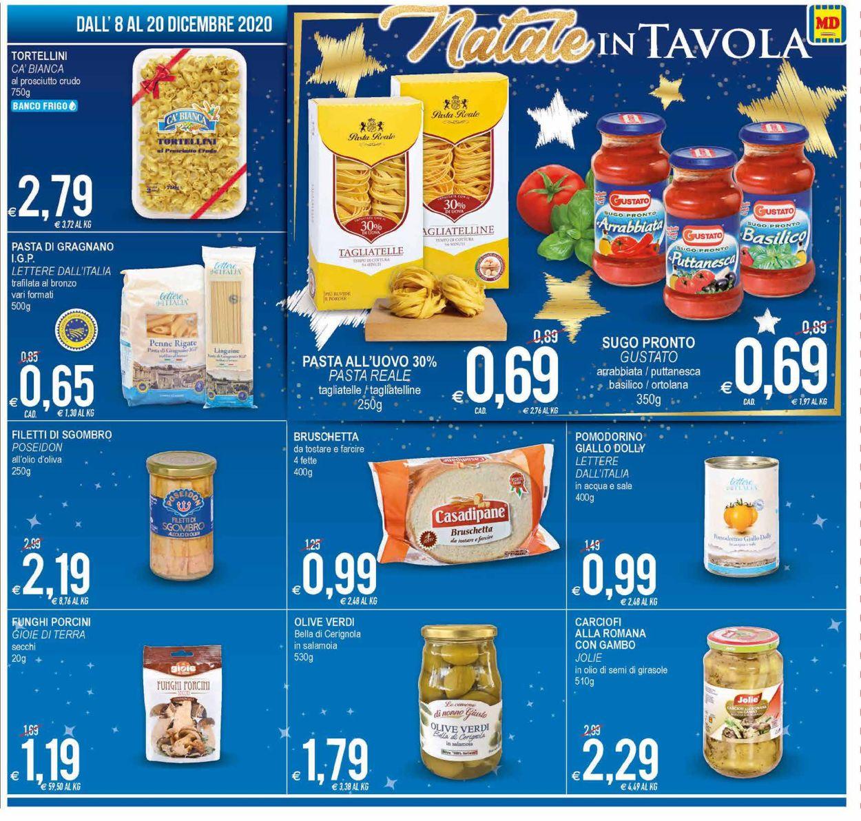 Volantino MD Discount - Natale 2020 - Offerte 08/12-20/12/2020 (Pagina 3)