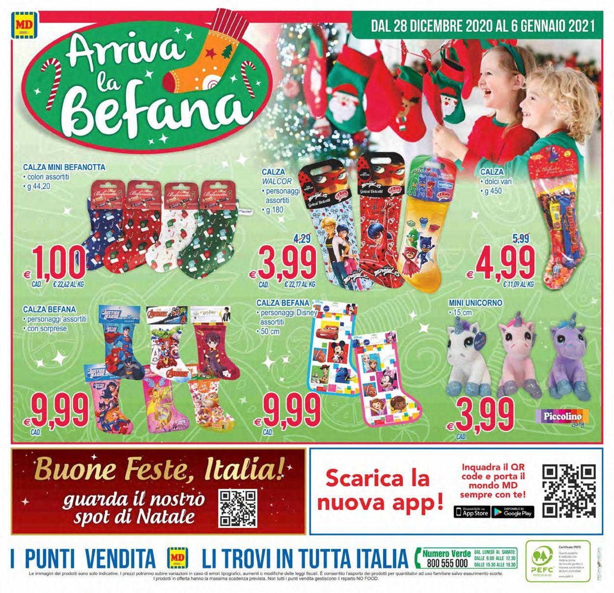 Volantino MD Discount - Natale 2020 - Offerte 21/12-31/12/2020 (Pagina 32)