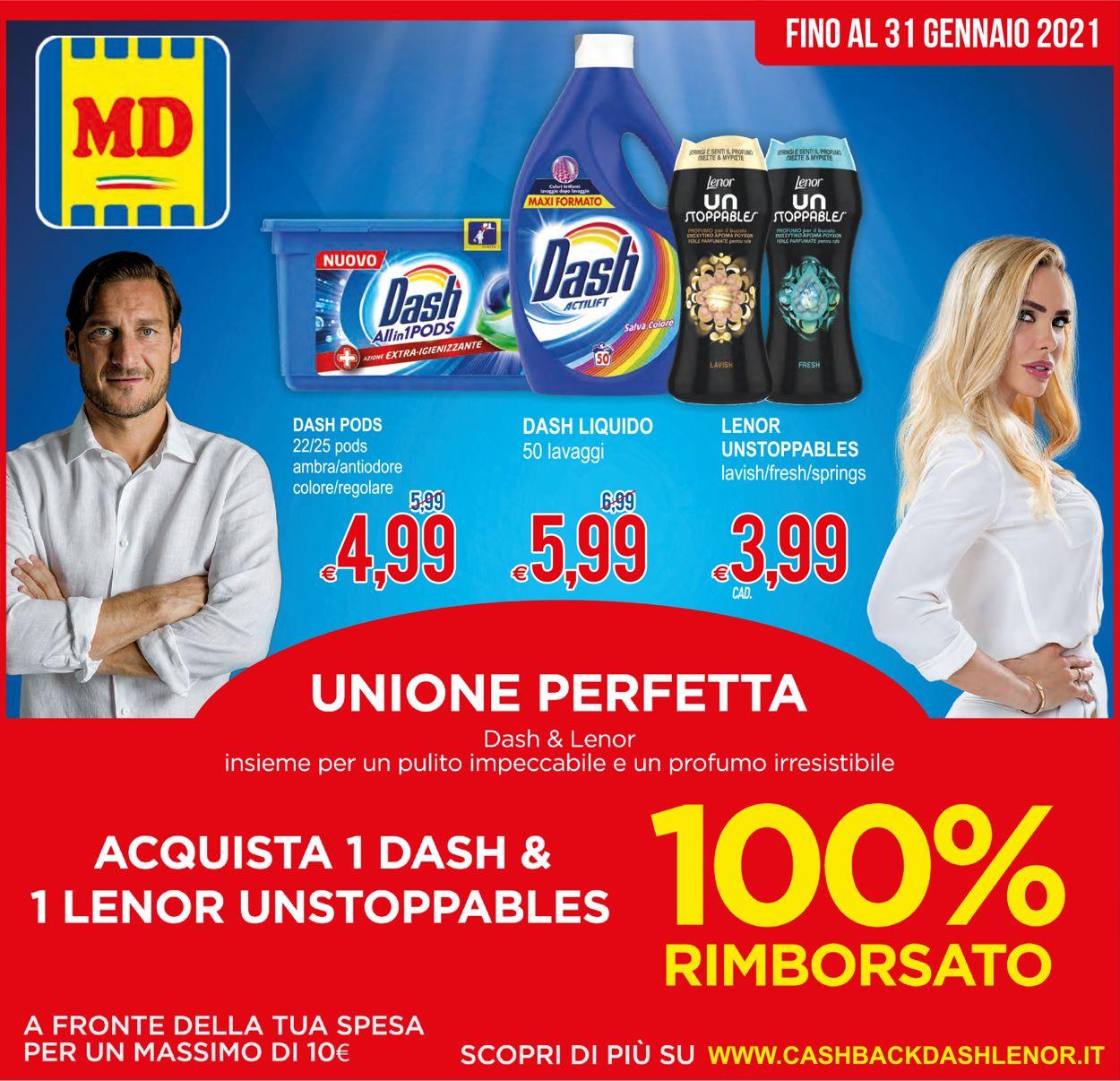 Volantino MD Discount - Offerte 03/01-13/01/2021 (Pagina 25)