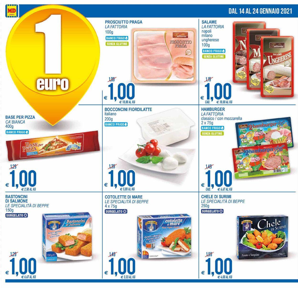 Volantino MD Discount - Offerte 14/01-24/01/2021 (Pagina 4)